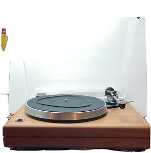 """Acoustic Research """"The AR Turntable""""with Linn tone arm and Denon cartridge"""