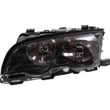 Headlight For 2001 BMW 325Ci 330Ci Driver Side w/ bulb