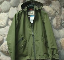 Barbour Rosedale Jacket Coat Waterproof Racing Green MWB0680GN51 Extra Large XL