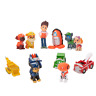Paw Patrol Rescue Dog Toy Ryder Everest Tracker Anime Action Figure Cake Toppers