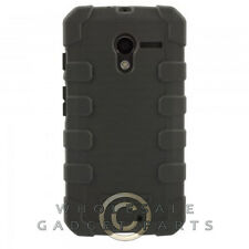 Motorola Moto X XT1055/XT1060 Dropsuit Body Glove Case-Charcoal Cover Shell