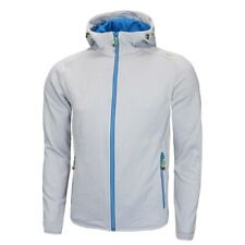 Abrigos y chaquetas de hombre grises de poliéster, Talla 50