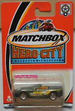 Matchbox Hero-City 2000 Corvette con +