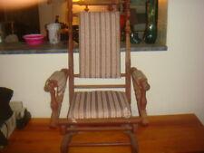 Antique Dexter Rocking Chair