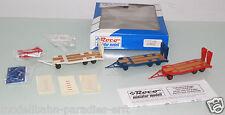 Roco 1:87 H0 1402 Tieflader Set 3 tlg. in OVP (JL8155)