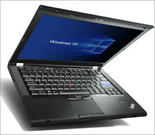 Lenovo ThinkPad T420S i5 2x2.50GHz 4GB 320GB HDD HD+ 1600x900 BT DVD Win10 Pro