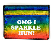 Paperchase Stylish Womens Card Holder Wallet Multi Coloured