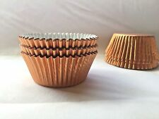 Copper Foil baking Cupcake liners Approx:45