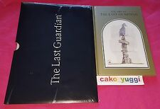 LITHOGRAPHIES THE LAST GUARDIAN LITHOGRAPHS NEW + THE ART OF THE LAST GUARDIAN