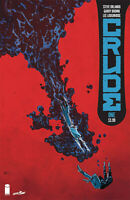 CRUDE #1 NM (2018) IMAGE COMICS 1st Print New