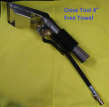 """Free Towel + Detail Upholstery Tool Close Wand 4""""wide detailing carpet clean USA"""