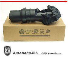 New Genuine OEM VW Oil Filter Housing 2.5 Rabbit 2006-09 Golf '10 MK5 07K115397D