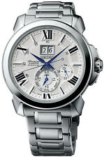 Seiko Premier Kinetic Perpetual Calendar Men's Watch SNP139P1
