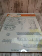 "Fun Stampers Journey Stamp Set - ""To You"" Set of 8"