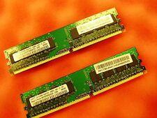 eMachines T5212  Desktop Memory RAM 1GB (2 x 512MB)  * M378T6553CZ3-CD5