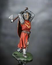 ENGLISH KNIGHT. PAINTED. Tin Soldiers 54mm 1/32