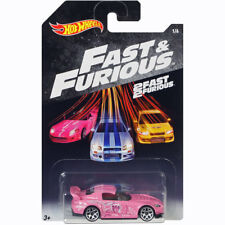 Hot Wheels 1/64 Honda S2000 Pink - Fast & Furious Diecast NEW!