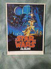 The Star Wars Album - Official Collector's Edition 1977 Ballantine Books