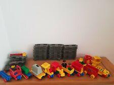 Vintage LEGO Duplo Train Set