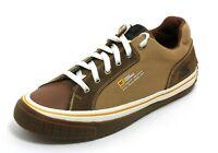 46 Scarpe con Lacci Scarpe Basse Sneaker Scarpe Uomo Pelle Boots Caterpillar 45