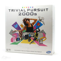 Trivial Pursuit: 2000s Edition Board Game Hasbro Gaming