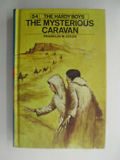 Nancy Drew #54, The Mysterious Caravan, Early Picture Cover