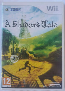 A Shadow's Tale PAL Wii COMPLETE
