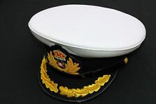 ROYAL MARINE SHIP WHITE STAR LINE HATS TITANIC CAPTAIN SMITH HAT SIZE 60
