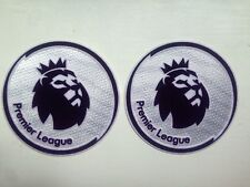 2 X Newcastle United FC 2017/18 Premier League Shirt Sleeve Patches UK Geordie