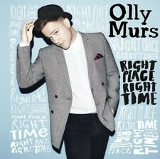 OLLY MURS-RIGHT PLACE RIGHT TIME-JAPAN CD BONUS TRACK E78