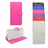 FOR APPLE IPHONE 6 PLUS / 6S PLUS WALLET PU LEATHER VARIOUS COLORS COVER CASE