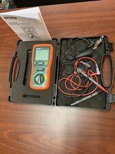 Extech 380260 Autoranging Digital Insulation Testermegohmmeter