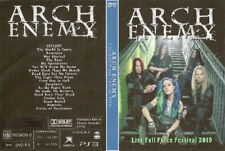 arch enemy live full force festival dvd 2019 pat benatar doro pesch ozzy