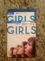 Girls: Season 4 (Blu-ray Disc, 2016, 2-Disc Set)Authentic US Release