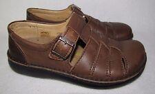 Birkenstock Footprints Madeira Fisherman Sandals shoes Size 38 7.5