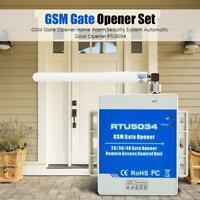 Gsm Tor Öffner Heim Alarm Sicherheitssystem Automatisch Tür Werkzeug RTU5034