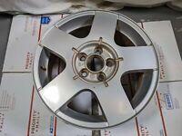 """99-11 VW JETTA GOLF GTI TDI 15"""" WHEEL RIM 15X6 OEM H2"""