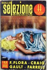 ROMANZO GIALLO SELEZIONE DEI MIGLIORI AUTORI N.44 1962