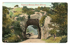 More details for tunnel on kenmare rd - killarney photo postcard c1910
