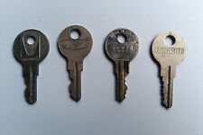 LL KEYS FOR DESKS, FILES, AND CABINETS All-Steel Factory Original Free Shipping