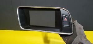 Dash ScreenCover Bezel Trim 8R1857186N For Audi Q5 2009 2010 11 2013