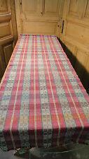 Rag Rug Vintage European Hand-Woven Carpet Rug 6'6' x 26' #6375