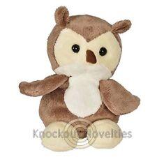 """5"""" Weez Owl Beanie Stuffed Animal Toy Doll Play Plush"""