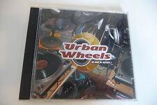 URBAN WHEELS CD JURASSIC 5 / 2PAC / ALEXKID / ROOTS MANUVA/ LFO / BURNING SPEAR