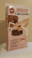 Wilton Ultimate Cake Leveler NIB