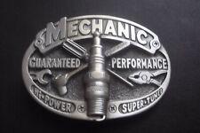 Mechanic Belt Buckle New Old Stock Usa Made!