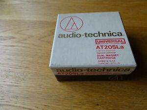 AUDIO-TECHNICA AT20SLa LIMITED EDITION TONABNEHMER  das ORIGINAL BOXED TESTED