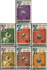 Adén - estados de Kathiri84A-90A (edición completa) usado