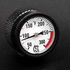 Ducati Scrambler 800 Oil Temp Gauge Fahrenheit Black Monster 796 696