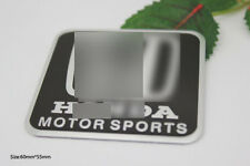 D160 Mugen Auto 3D Emblem emblème Badge Aufkleber emblema Car Sticker